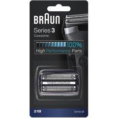 Braun Folia + Blok ostrzy 21B kaina ir informacija   Braun Folia + Blok ostrzy 21B   pigu.lt