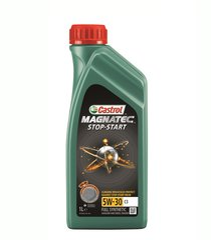Castrol Magnatec STOP START 5W30 C3 variklio alyva, 1L