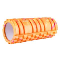 Treniruočių cilindras inSPORTline Lindero, oranžinis