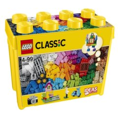 10698 LEGO® CLASSIC Large Creative Brick Box цена и информация | Конструкторы и кубики | pigu.lt