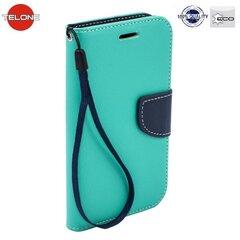 Telone Fancy Diary Bookstand Case Samsung A520F Galaxy A5 (2017) Light Blue/Blue kaina ir informacija | Telefono dėklai | pigu.lt