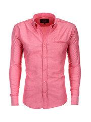 Vyriški marškiniai Ombre K298 kaina ir informacija | Vyriški marškiniai | pigu.lt