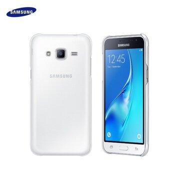 Samsung EF-AJ320CTE Super Slim Back Case J320F Galaxy J3 (2016) Transparent (EU Blister)
