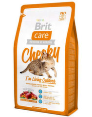 Brit Care Cat Cheeky I'm Living Outdoor, 0,4 kg