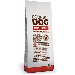 Country dog maintenance, 15 kg