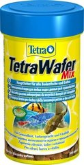 Maistas žuvims Tetra wafer mix, 100 ml​