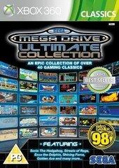 SEGA Mega Drive Classics (Ultimate Collection), Xbox 360