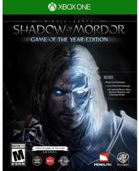 Middle-Earth: Shadow of Mordor GOTY, Xbox One