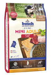 Bosch Mini Adult Lamb & Rice (High Premium) 3kg