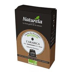 NESPRESSO Kavos kapsulės Naturela L'ARABICA, 10 vnt kaina ir informacija | Kava, arbata | pigu.lt
