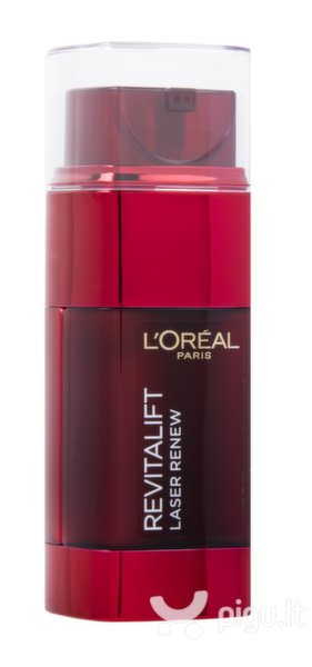 Jauninamasis dieninis kremas L'Oreal Paris Revitalift Laser x3 The Double Care 48 ml