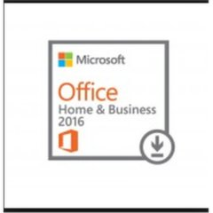 Microsoft 5D-02316 Office Home and Business 2016 Windows, ESD, ALL Languages