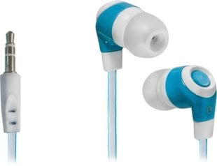 DEFENDER In-ear headphones Trendy-702 white + blue