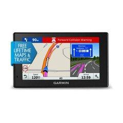 Garmin DriveAssist 51, LMT-D Centrinė Europa kaina ir informacija | GPS imtuvai | pigu.lt