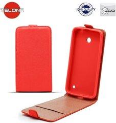 Atverčiamas dėklas Telone Shine Pocket skirtas Samsung Galaxy Note 3, Raudona kaina ir informacija | Telefono dėklai | pigu.lt