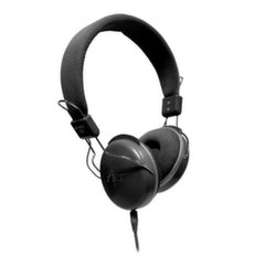 ART Multimedia Headphones STEREO with microphone AP-60MD black kaina ir informacija | ART Multimedia Headphones STEREO with microphone AP-60MD black | pigu.lt