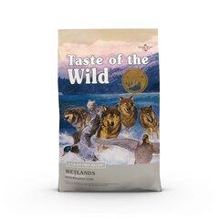 Taste of the Wild Wetlands sausas begrūdis šunų maistas su paukštiena, 2 kg kaina ir informacija | Sausas maistas šunims | pigu.lt