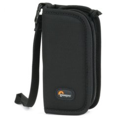LowePro LP36255 SF Memory Walet 20 (5.5x3x12 cm) Memory / USB Flash Card Bag Black