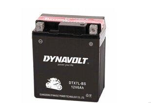 Акумулятор Dynavolt DB DTX7L-BS 6 Ah