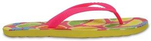 Šlepetės moterims Crocs™ Chawaii Fruit Flip kaina ir informacija | Šlepetės moterims | pigu.lt