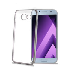 Huawei Ascend P10 Lite cover LASER by Celly Silver