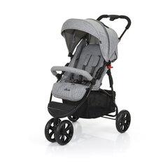 Sportinis vežimėlis ABC design Treviso 3, woven-grey kaina ir informacija | Vežimėliai | pigu.lt