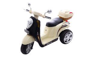 Детский электрический скутер со звуком и светом