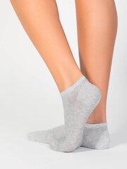 Kojinaitės moterims Incanto IBD731005 pilkos spalvos. kaina ir informacija | Moteriškos kojinės | pigu.lt