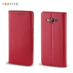 Forever Smart Magnetic Fix Book Case without clip Samsung A520F Galaxy A5 (2017) Red