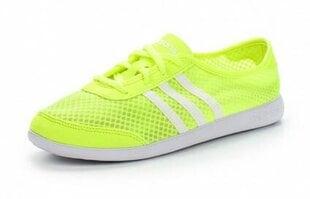 Sportiniai bateliai moterims Adidas Neo QT Lite, geltoni kaina ir informacija | Sportiniai bateliai, kedai moterims | pigu.lt