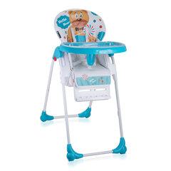 Maitinimo kėdutė Lorelli Oliver, Blue Hello Bear kaina ir informacija | Maitinimo kėdutės | pigu.lt