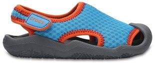 Basutės vaikams Crocs™ Swiftwater Sandals kaina ir informacija | Avalynė vaikams | pigu.lt
