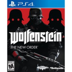 Žaidimas Wolfenstein: The New Order, PS4