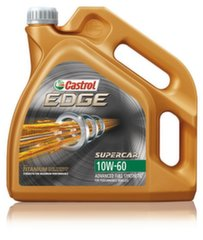 Castrol Edge TITANIUM SUPER CAR 10w60, 4L