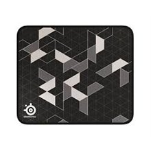 Pelės kilimėlis SteelSeries QcK+ Limited Black, Micro-Woven Cloth, 450 x 3 x 400 mm, Gaming Mouse Pad