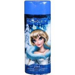 Dušo želė-šampūnas mergaitėms Disney Princess Snow Queen 2in1 400 ml kaina ir informacija | Kosmetika vaikams ir mamoms | pigu.lt