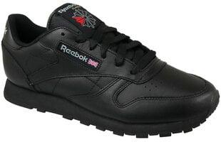 Женская спортивная обувь Reebok Classic Leather цена и информация | Спортивная обувь, кроссовки для женщин | pigu.lt
