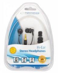 Esperanza EH123, Juodos kaina ir informacija | Laisvų rankų įranga ir ausinės | pigu.lt