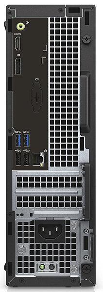 Dell OptiPlex 3050 Desktop SFF i3-7100T 8GB 256GB LIN
