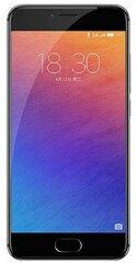 Meizu Pro 6 4G 64GB Dual SIM, Juoda kaina ir informacija | Mobilieji telefonai | pigu.lt