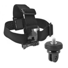 KSIX BXGO02 Head holder for action cameras and go pro