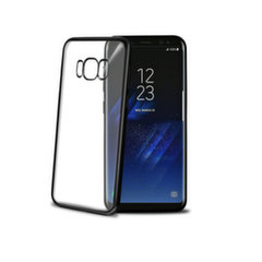 Samsung Galaxy S8+ cover LASER by Celly Black