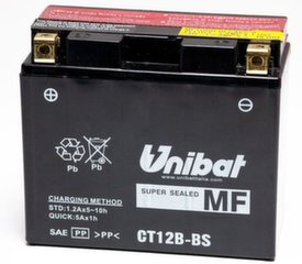 Akumuliatorius Unibat 12V 11AH 180A