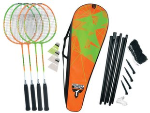 Badmintono rinkinys Talbot Torro 4 Attacker Plus