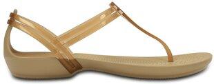 Basutės moterims Crocs™ Isabella T-strap