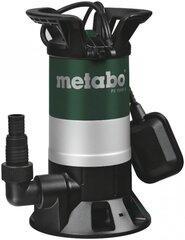 Nešvaraus vandens siurblys Metabo PS 15000 S kaina ir informacija | Nešvaraus vandens siurbliai | pigu.lt