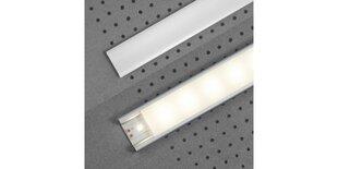 Крышка для профиля LED ленты E 2m, белая