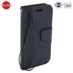 Telone Fancy Diary Bookstand Case Samsung G390F Galaxy Xcover 4 Black