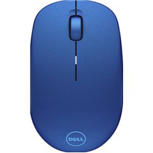 Dell WM126 Wireless Optical Mouse Blue Dell