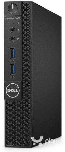 Dell OptiPlex 3050 i3-7100T 4GB 500GB Win10Pro